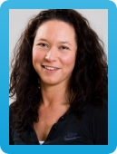 Louise van den Worm, personal trainer in Breda