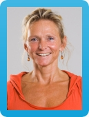 Shelley Lang, personal trainer in Rotterdam