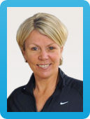 Margot Knapen, personal trainer in Maarssen
