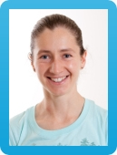 Helen Sharpe, personal trainer in Amsterdam