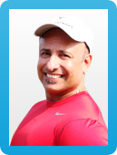 Freddy Welffer, personal trainer in Breda