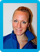 Tina Klose, personal trainer in Mechelen