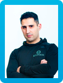 Marco Rodrigues, personal trainer in Delft