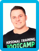 Jack Stolzenbach, personal trainer in Zeeland